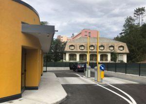 Parcheggio Ospedale